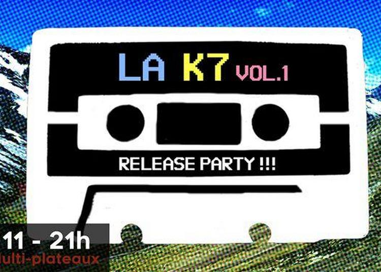 La K7 Vol.1 Release Party à Bordeaux