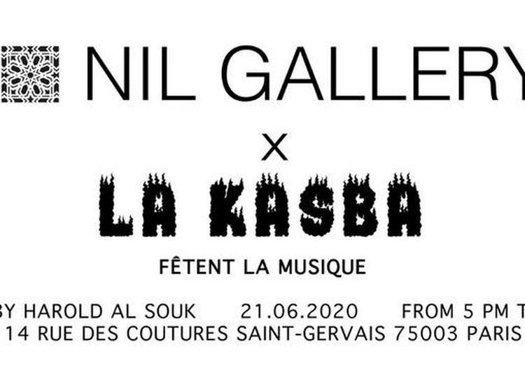 La Kasba x Nil Gallery - Fêtent la musique ! à Paris 2ème