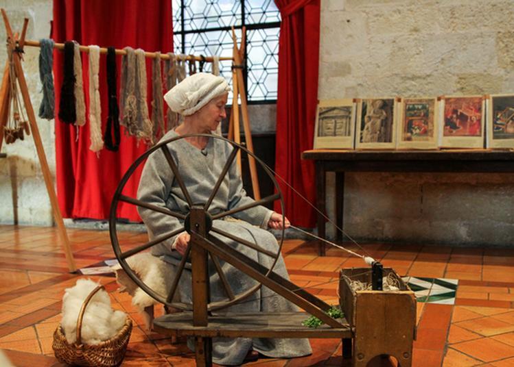 La Laine Au Moyen Age à Narbonne