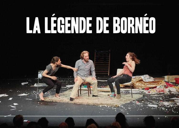 La légende de Bornéo à Avignon