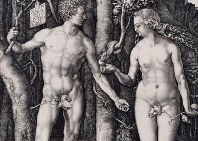 La légende des héros : Adam et Ève à Paris 5ème