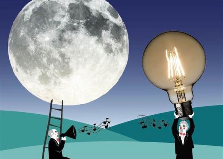 La Lune Et L'Ampoule à Montreuil
