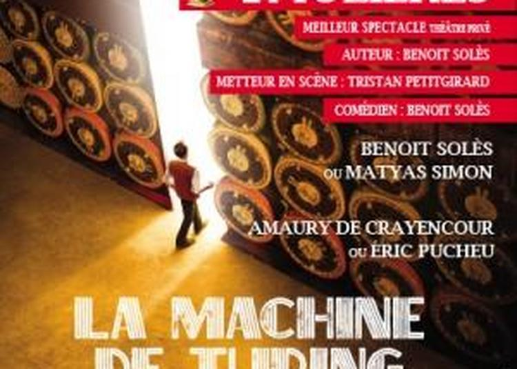 La Machine de Turing à Marseille