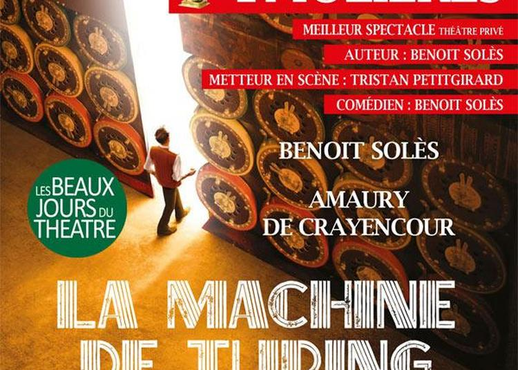 La Machine De Turing à Saint Gregoire