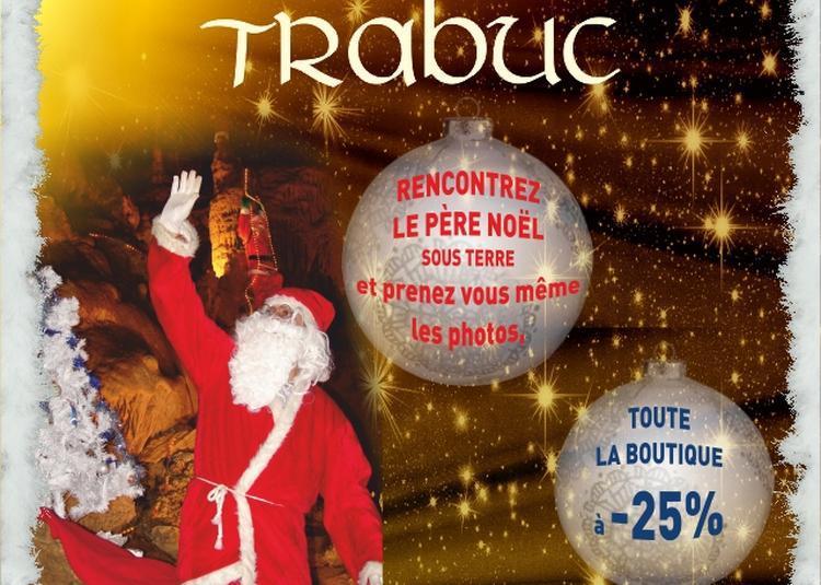 La Magie des Lumières de Noël dans les Grottes de Trabuc à Mialet
