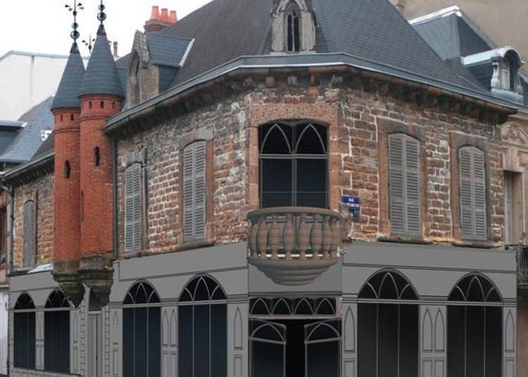 La Maison Albert Londres Recoiffée à Vichy