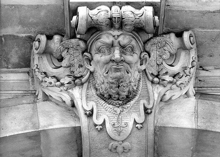 La Maison D'un Grand Personnage De La Cour De Lorraine Au Xviiie Siècle à Nancy