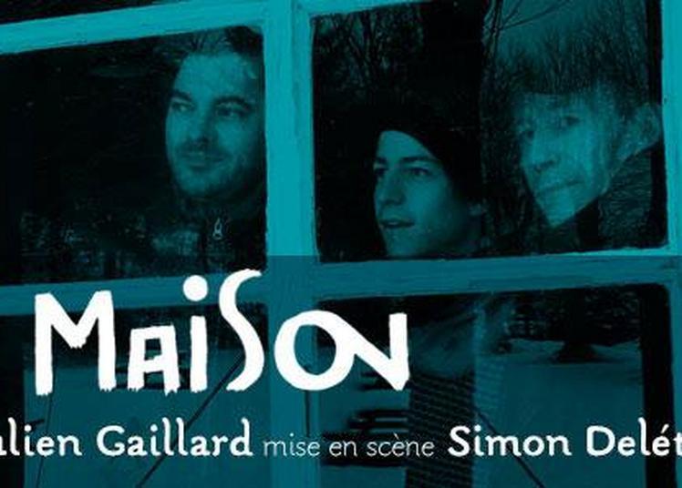 La Maison de Julien Gaillard et Simon Delétang à Paris 20ème