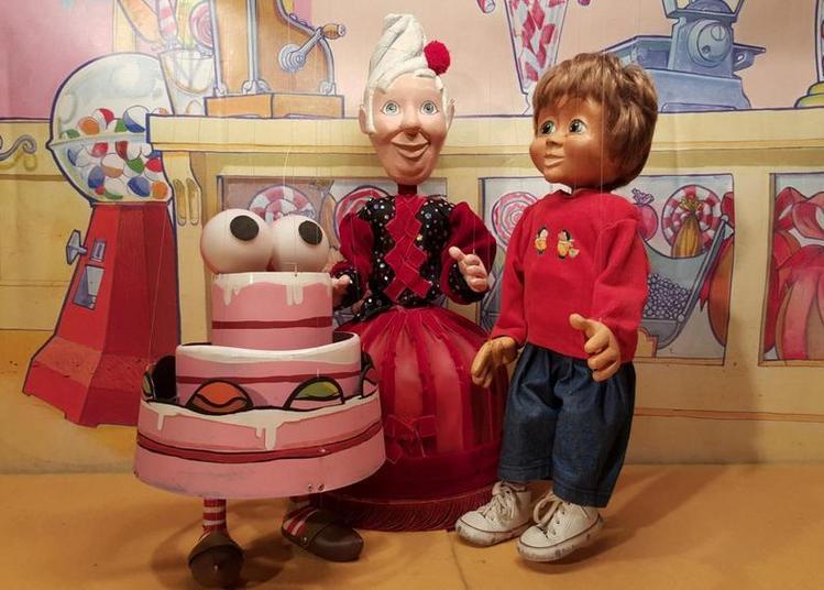 La Maison de Sucre - Spectacle de Marionnettes à Lens