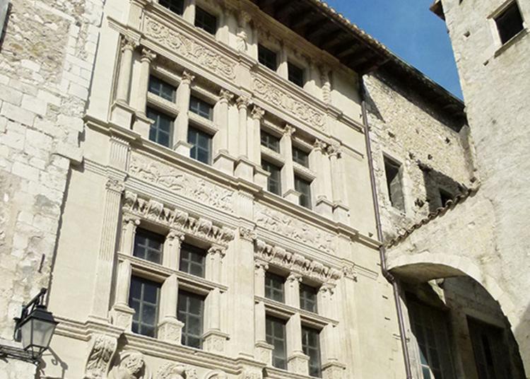 La Maison Des Chevaliers Et Son Logis Sud, Du Moyen-âge Au Chantier D'aujourd'hui à Viviers