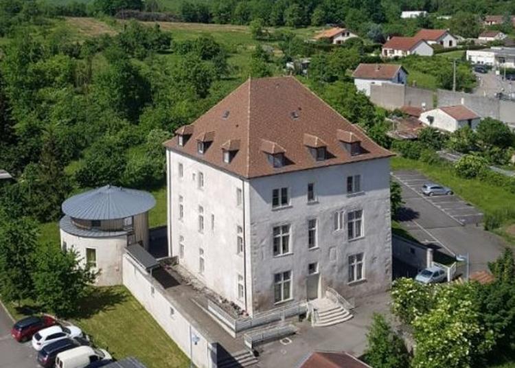 La Maison Des Lombards à Custines