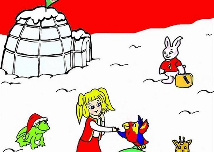 La Maison Du Père Noël à Lagny sur Marne