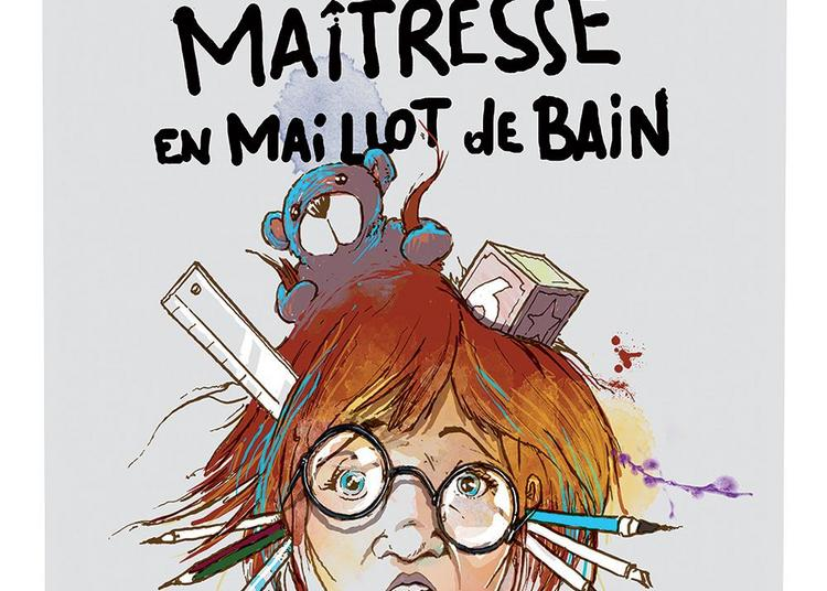 La Maîtresse En Maillot De Bain à Lyon