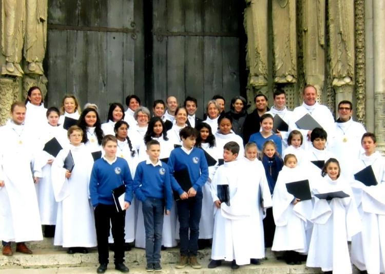 La Maîtrise chante Marie - Soirées de la Cathédrale 2018 à Chartres