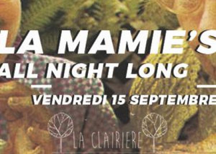 La Mamie'S All Night Long Dans Le Bois à Paris 16ème
