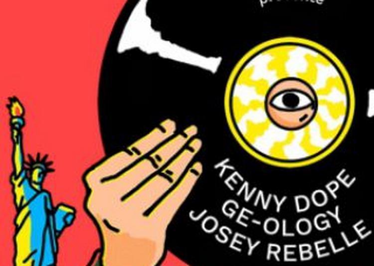 La Mamie'S Présente : Kenny Dope, Ge-Ology & Josey à Paris 18ème