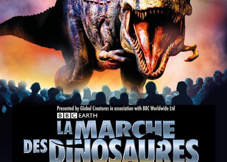 La Marche Des Dinosaures à Paris 12ème