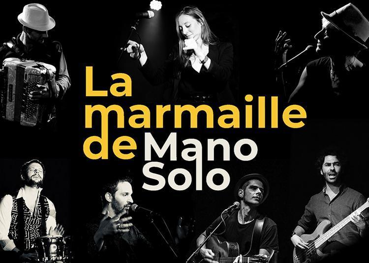 La Marmaille De Mano Solo à Ivry sur Seine