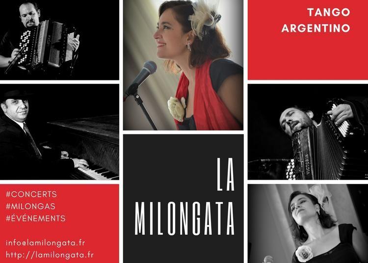 La Milongata - Tango Argentin concert à Nice