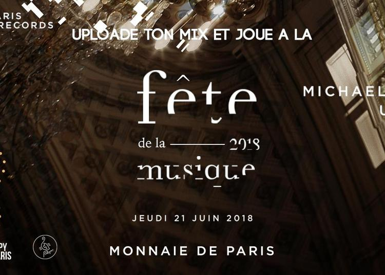 La Monnaie de Paris fête la musique avec Soonvibes à Paris 6ème