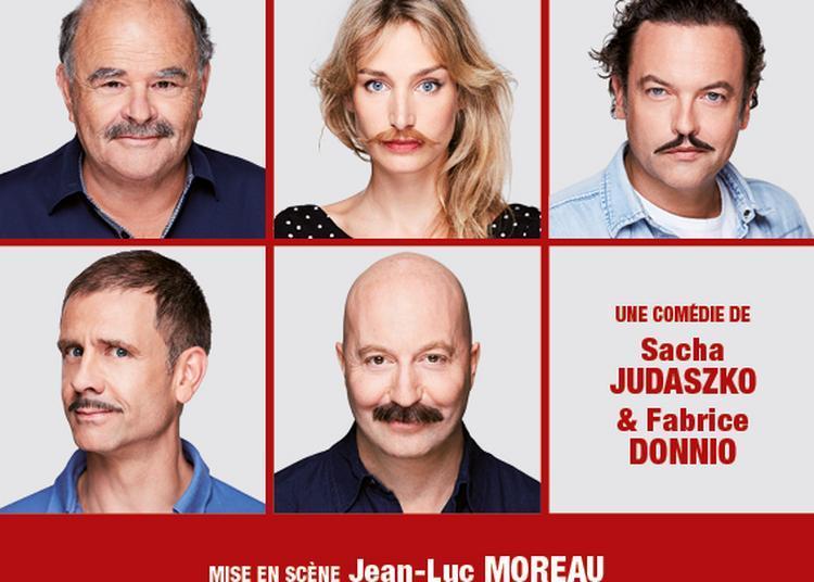 La Moustache à Verneuil sur Seine