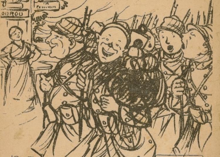 La Musique Dans Les Tranchées Pendant La Première Guerre Mondiale à Corbenay