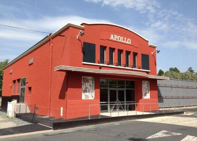 La Mythique Salle Apollo Vous Ouvre Ses Portes ! à Dun le Palestel