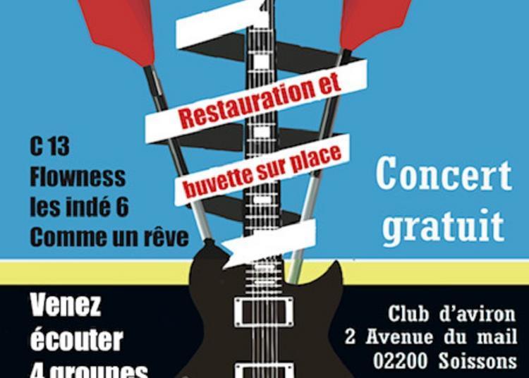 La Sns Fait La Fête De La Musique à Soissons