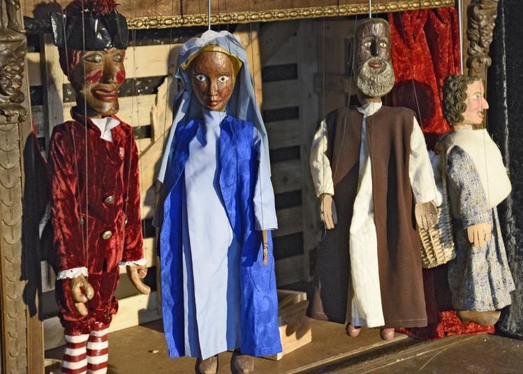 La Nativité Selon Ch'lafleur à Amiens