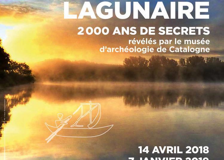 La Navigation Lagunaire. 2000 Ans De Secrets Révélés Par Le Musée D'archéologie De Catalogne à Lattes