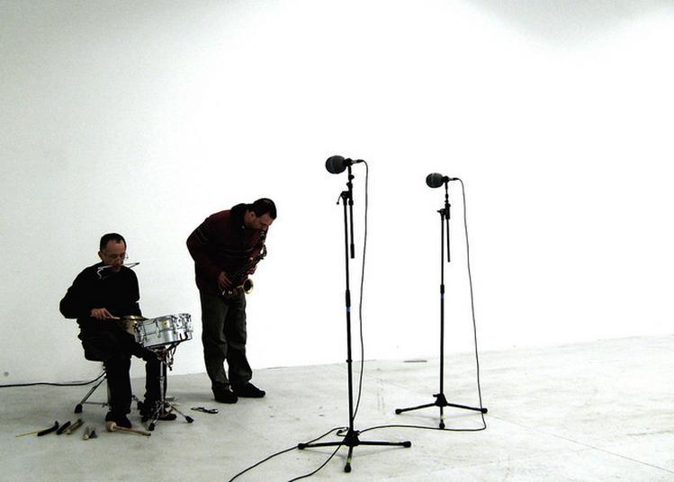 La Nouvelle Adresse - Jean-luc Guionnet Et Seijiro Murayama, Programmation Live=, Performance Sonore à Pantin