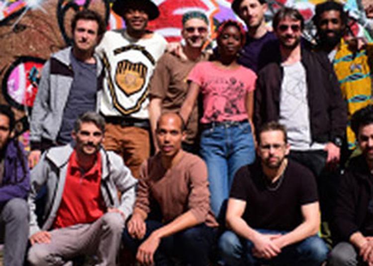 La Nuit Afrobeat - Les Freres Smith   Kunta   Zo à Audincourt