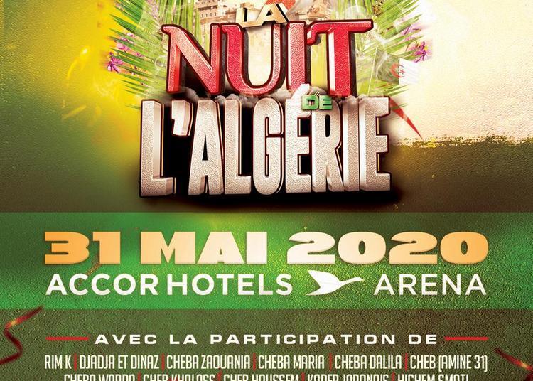 La Nuit De L'Algerie à Paris 12ème