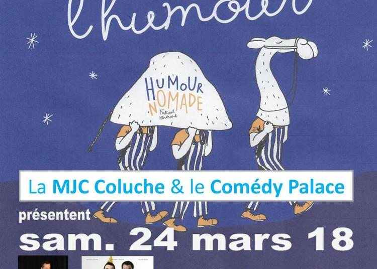 La nuit de l'humour à Livron sur Drome