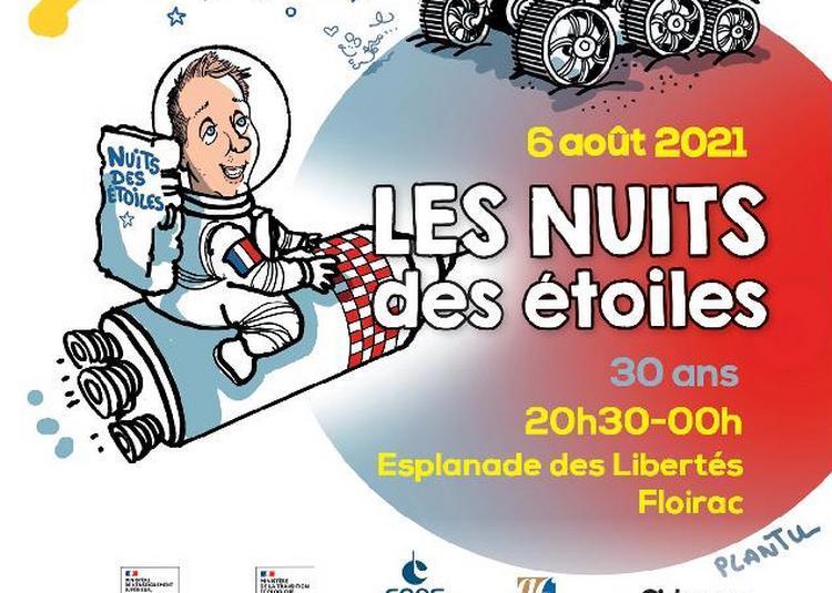 La Nuit des Etoiles 2021 à Floirac