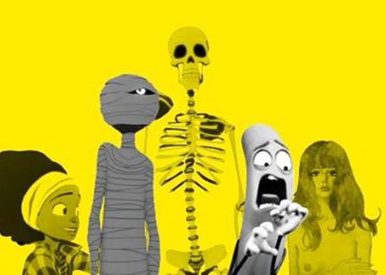 La Nuit du cinéma d'animation à Noisiel