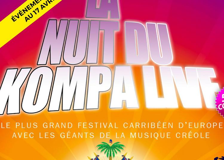 La Nuit Du Kompa - Report à Paris 12ème