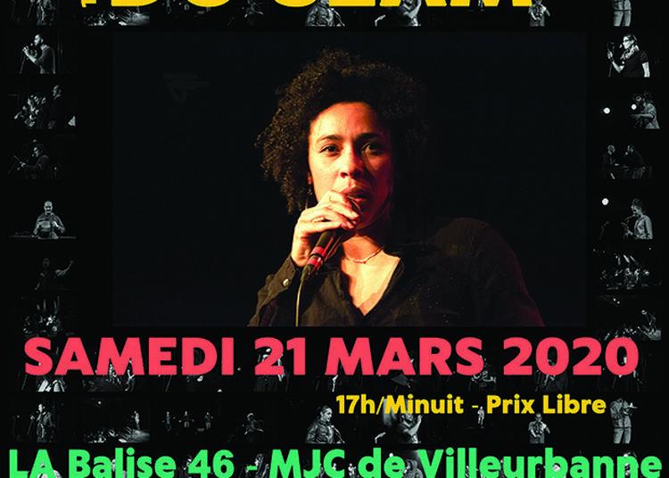 La Nuit du Slam à Lyon 2020