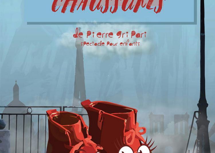 La Paire De Chaussures à Paris 14ème