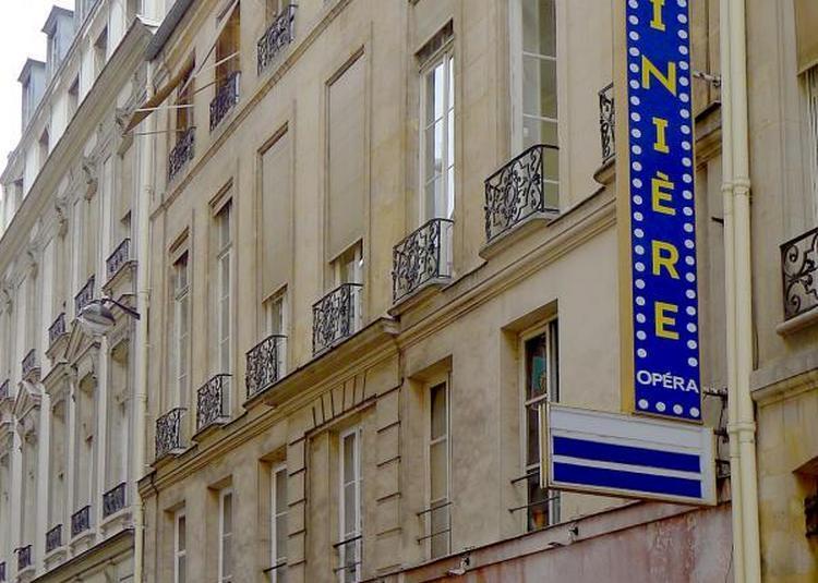 L'Eternel Premier à Paris 2ème