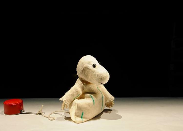 La petite casserole d'Anatole - Marionnette et objet à Aubusson