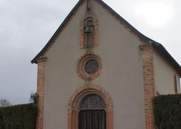 La Petite Chapelle Du Barreau à La Chapelle Rousselin