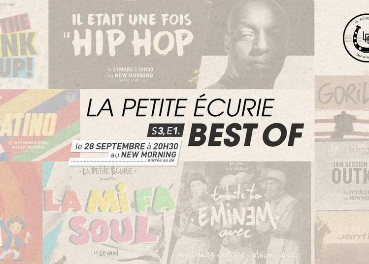 La Petite Écurie  Edition Best Of à Paris 10ème