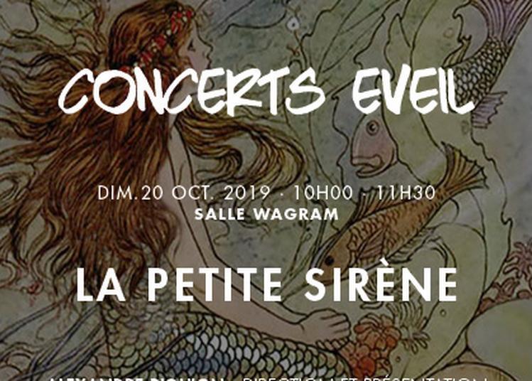 La Petite Sirene à Paris 17ème