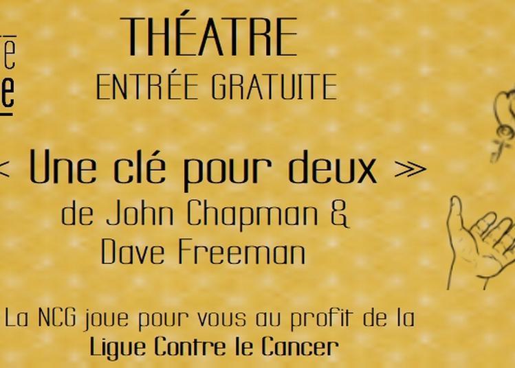 La Pièce De John Chapman & Dave Freeman « Une Clé Pour Deux » à Clermont Ferrand