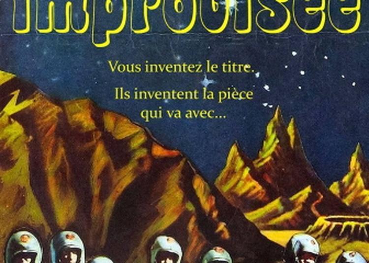 La pièce improvisée de la Compagnie du Capitaine à Montpellier