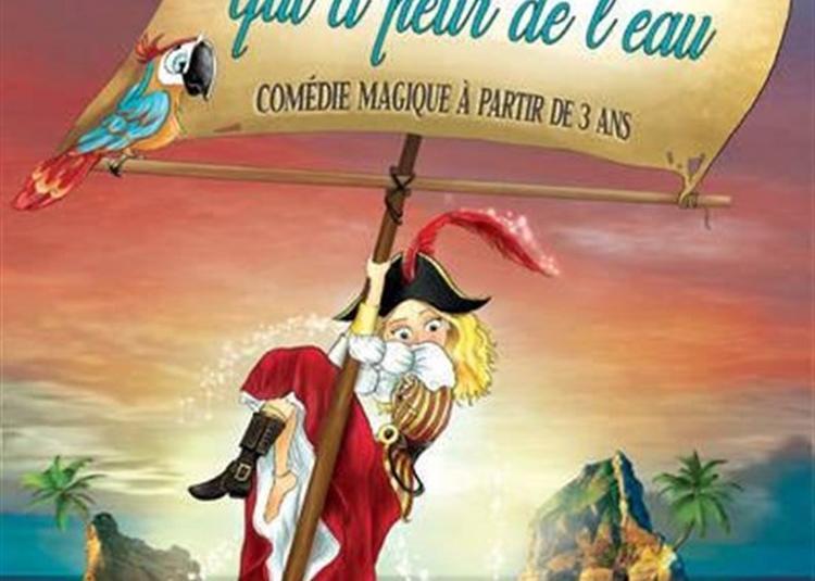 La Pirate Qui A Peur De L'Eau à Nice