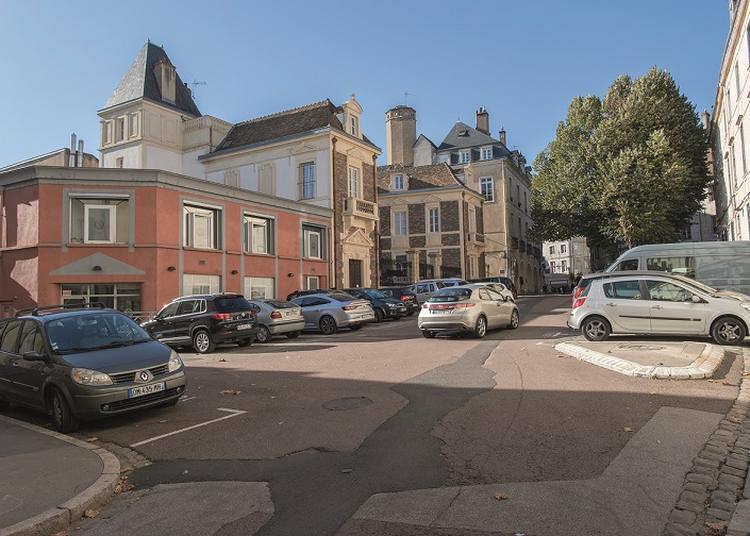 La Place Du Chatelet Hier, Aujourd'hui Et Demain à Chalon sur Saone