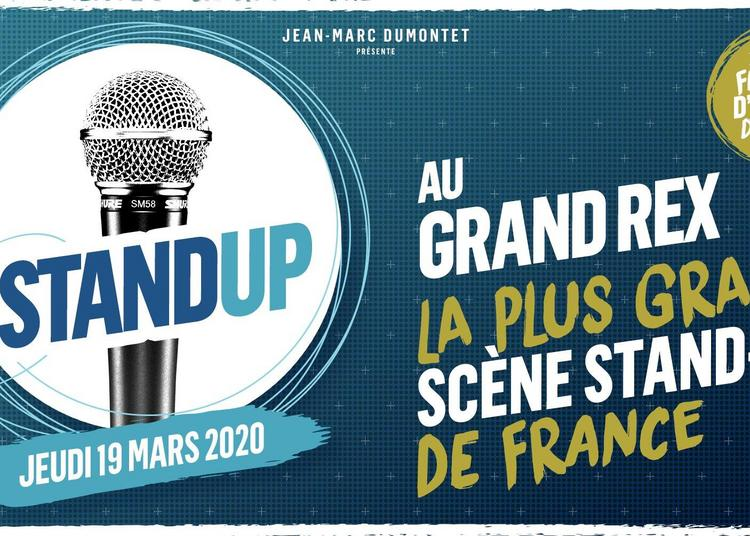 La Plus Grande Scene Stand-Up à Paris 2ème