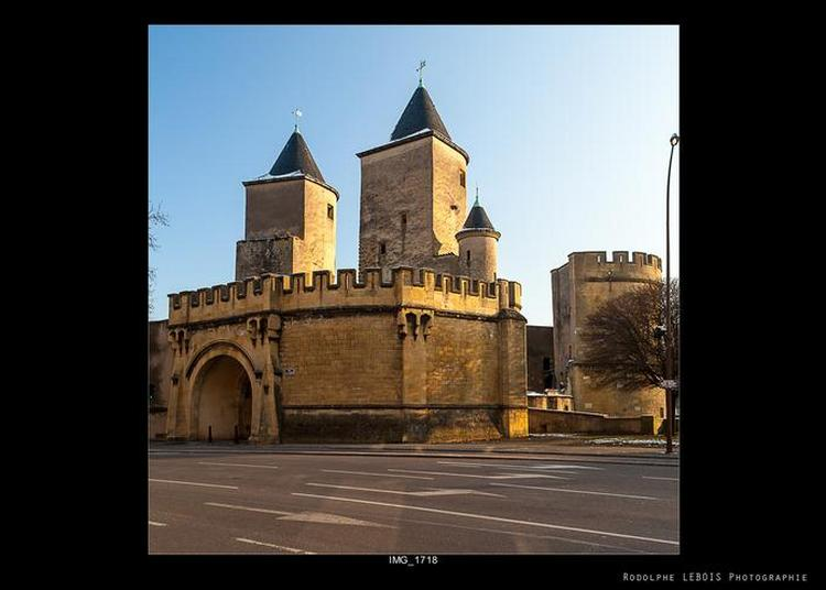 La Porte Des Allemands Et Son Histoire à Metz